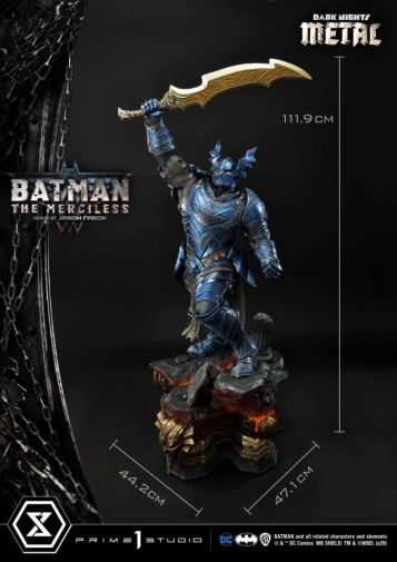 Prime 1 Studio - Dark Knights Metal - The Merciless - 31