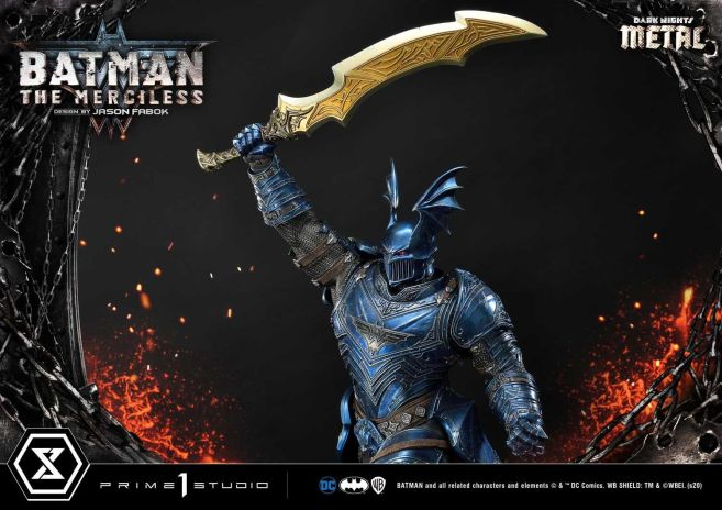 Prime 1 Studio - Dark Knights Metal - The Merciless - 63