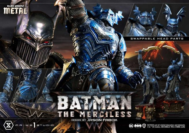 Prime 1 Studio - Dark Knights Metal - The Merciless - 66