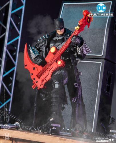 McFarlane Toys - DC Multiverse - Dark Knights - Death Metal Darkfather - Batman - 01
