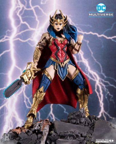 McFarlane Toys - DC Multiverse - Dark Knights - Death Metal Darkfather - Wonder Woman - 01