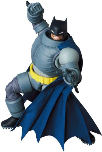 Medicom - MAFEX - The Dark Knight - Armored Batman - 03