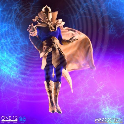 Mezco Toyz - One 12 Collective - Doctor Fate - 05