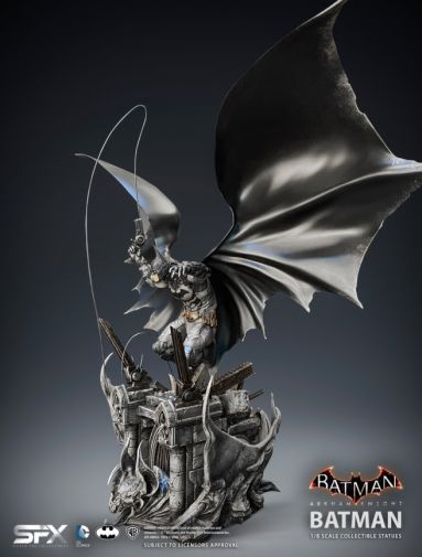 Silver Fox Collectibles - Batman - Arkham Knight Batman - 02