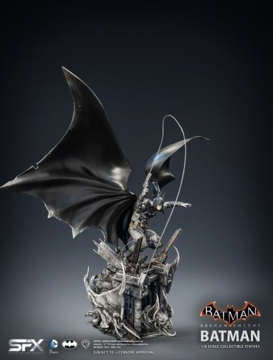 Silver Fox Collectibles - Batman - Arkham Knight Batman - 03