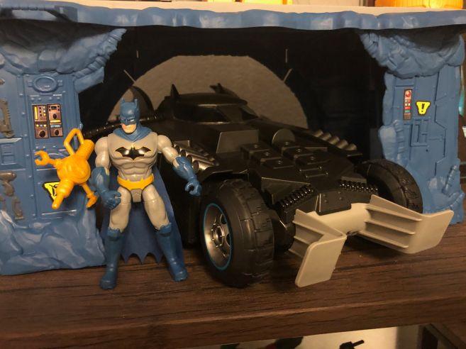 3-in-1 Batcave 7