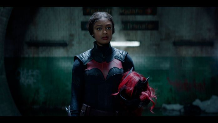 Batwoman 2x01 - Javicia Leslie / Ryan Wilder / Batwoman