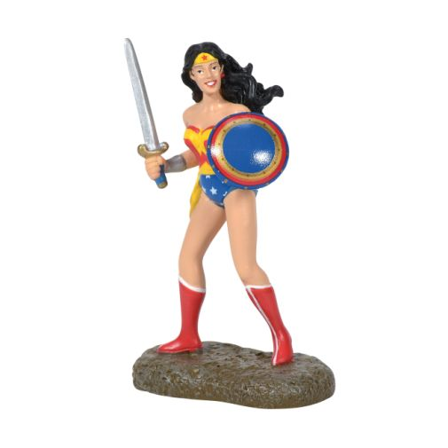 Department 56 Themyscira Wonder Woman