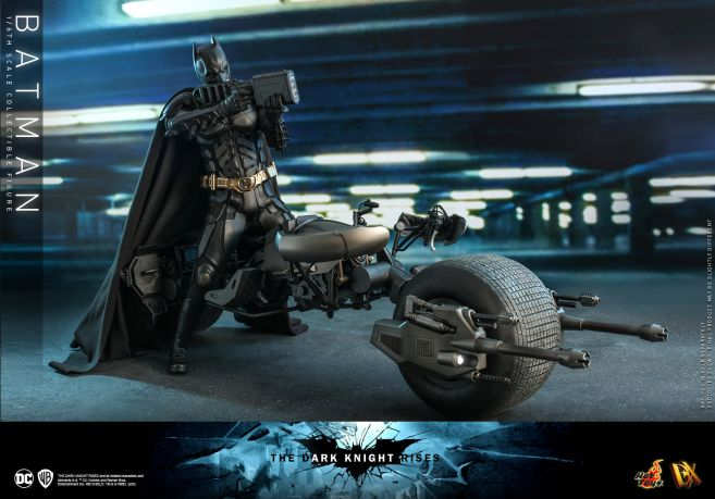 Hot Toys - The Dark Knight Rises - Batman - 13