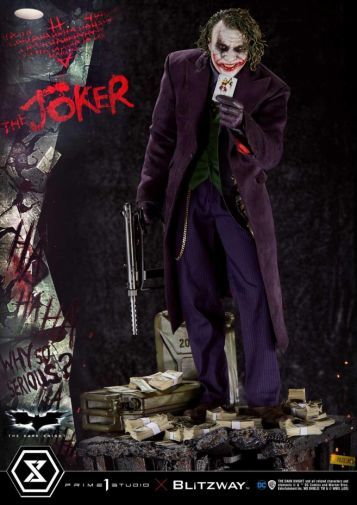 Prime 1 Studio - Batman - The Dark Knight - Joker - 03