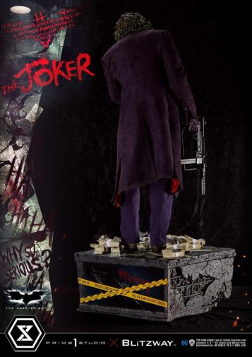 Prime 1 Studio - Batman - The Dark Knight - Joker - 07