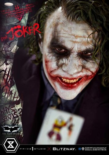 Prime 1 Studio - Batman - The Dark Knight - Joker - 10