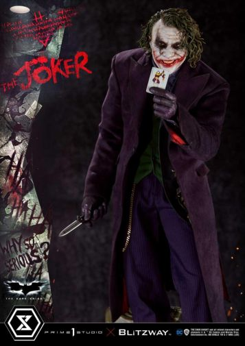 Prime 1 Studio - Batman - The Dark Knight - Joker - 22