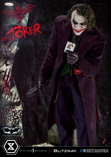 Prime 1 Studio - Batman - The Dark Knight - Joker - 37