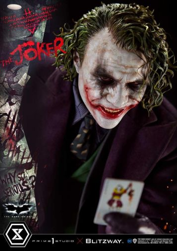 Prime 1 Studio - Batman - The Dark Knight - Joker - 40