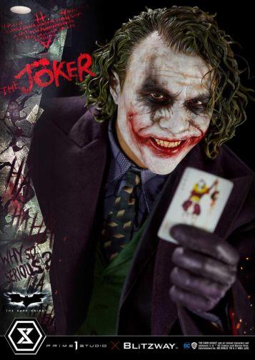 Prime 1 Studio - Batman - The Dark Knight - Joker - 41
