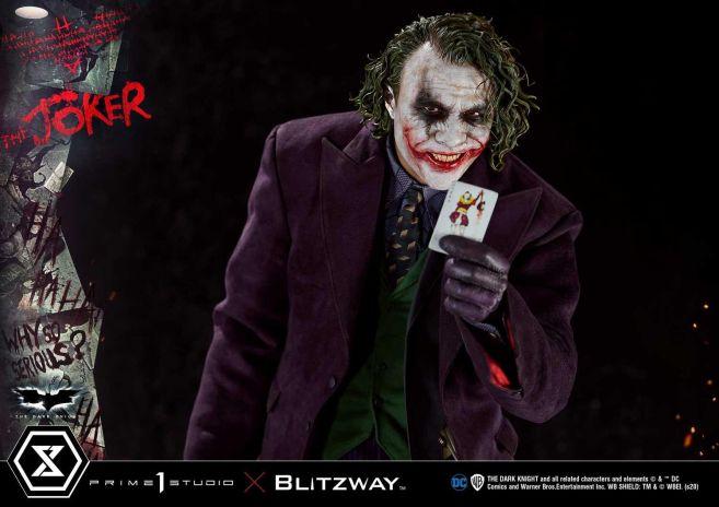 Prime 1 Studio - Batman - The Dark Knight - Joker - 58