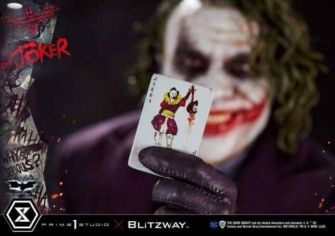 Prime 1 Studio - Batman - The Dark Knight - Joker - 59