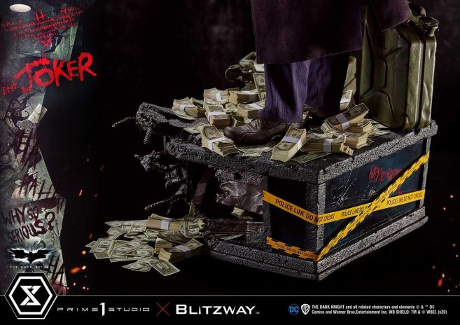 Prime 1 Studio - Batman - The Dark Knight - Joker - 67