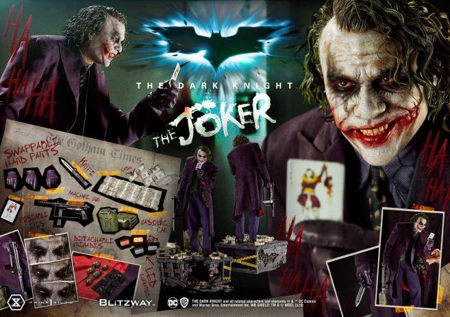 Prime 1 Studio - Batman - The Dark Knight - Joker - 79