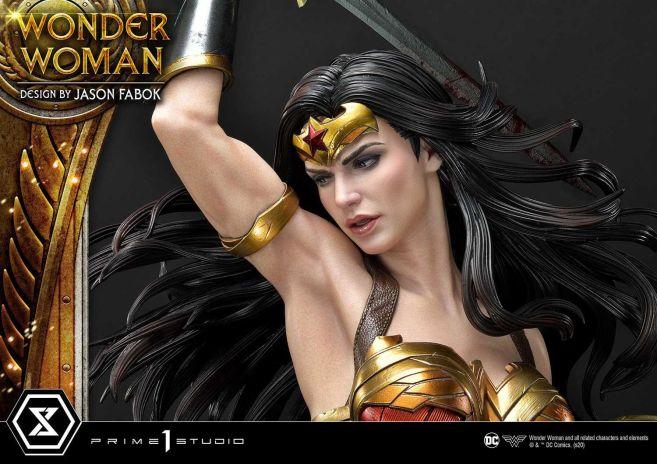 Prime 1 Studio - Wonder Woman - Wonder Woman vs Hydra - 15