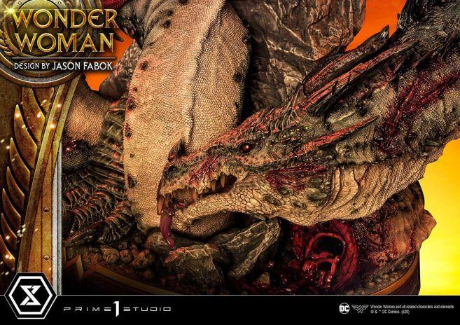 Prime 1 Studio - Wonder Woman - Wonder Woman vs Hydra - 34