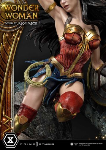 Prime 1 Studio - Wonder Woman - Wonder Woman vs Hydra - 41