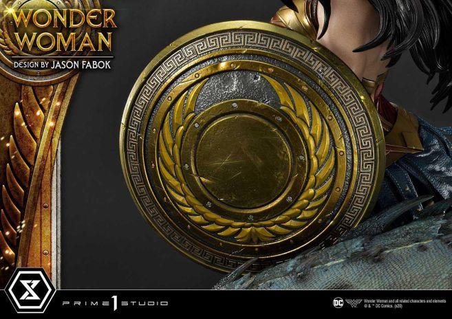 Prime 1 Studio - Wonder Woman - Wonder Woman vs Hydra - 47
