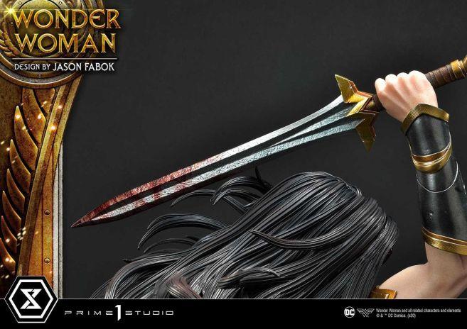 Prime 1 Studio - Wonder Woman - Wonder Woman vs Hydra - 52