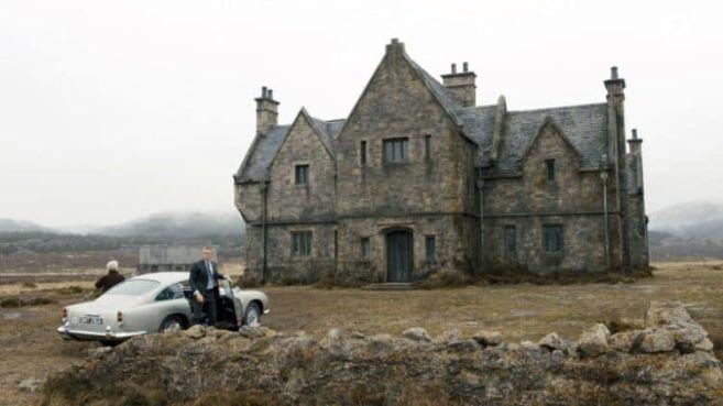Skyfall Manor