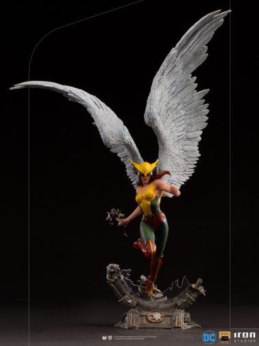 Iron Studios - DC Comics - Hawkgirl - 04