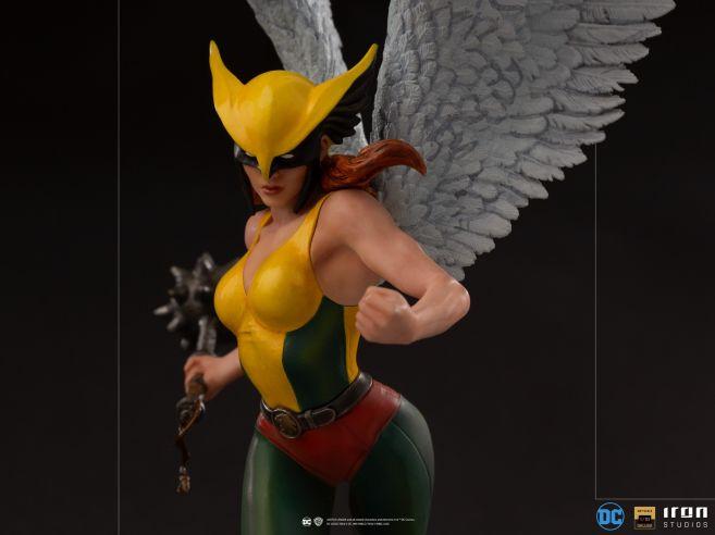 Iron Studios - DC Comics - Hawkgirl - 13