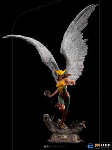 Iron Studios - DC Comics - Hawkgirl - 14