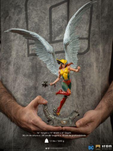 Iron Studios - DC Comics - Hawkgirl - 15