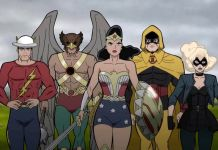 Justice Society-World War II - First Look
