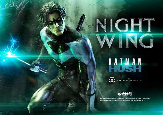 Prime 1 Studio - Batman Hush - Nightwing - 01
