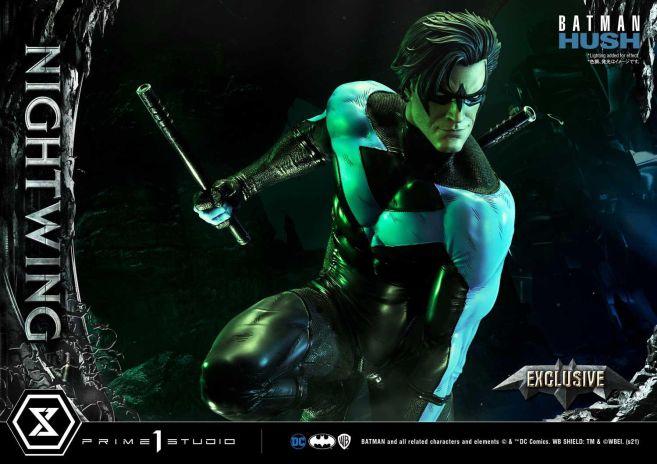 Prime 1 Studio - Batman Hush - Nightwing - 04