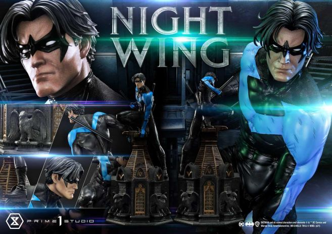 Prime 1 Studio - Batman Hush - Nightwing - 39