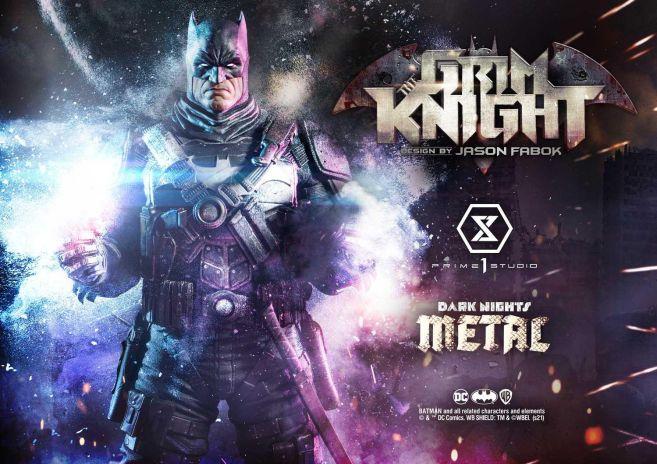 Prime 1 Studio - Dark Knights Metal - Grim Knight - 01