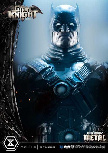 Prime 1 Studio - Dark Knights Metal - Grim Knight - 02