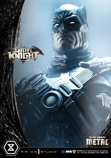 Prime 1 Studio - Dark Knights Metal - Grim Knight - 06