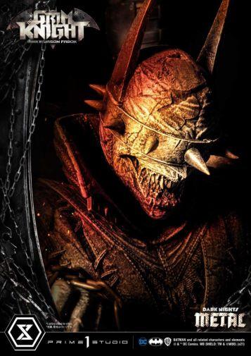 Prime 1 Studio - Dark Knights Metal - Grim Knight - 07