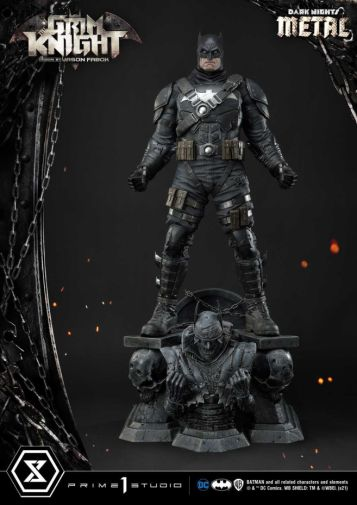 Prime 1 Studio - Dark Knights Metal - Grim Knight - 08