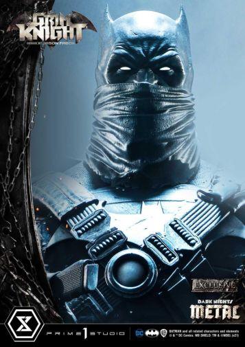 Prime 1 Studio - Dark Knights Metal - Grim Knight - 19