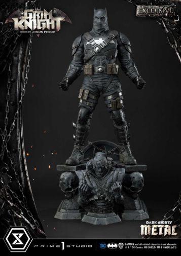 Prime 1 Studio - Dark Knights Metal - Grim Knight - 24