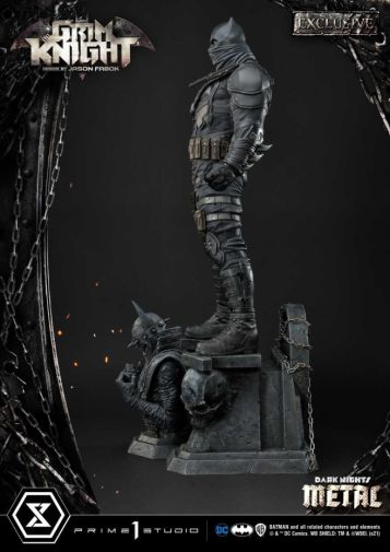 Prime 1 Studio - Dark Knights Metal - Grim Knight - 27