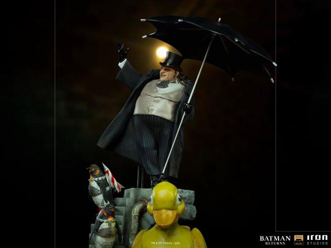 Iron Studios - Batman Returns - Penguin - 02