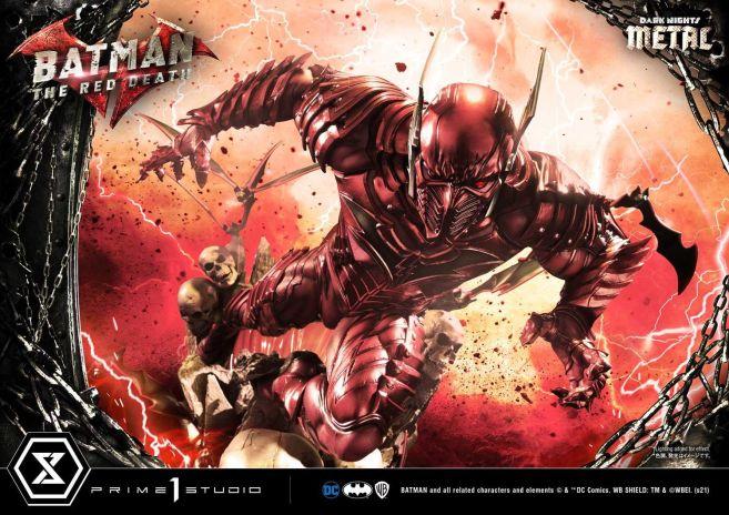 Prime 1 Studio - Dark Nights Metal - The Red Death - 10