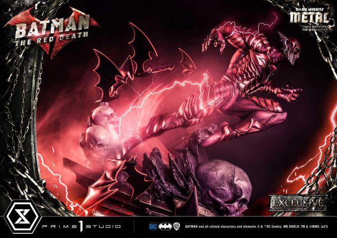 Prime 1 Studio - Dark Nights Metal - The Red Death - 14