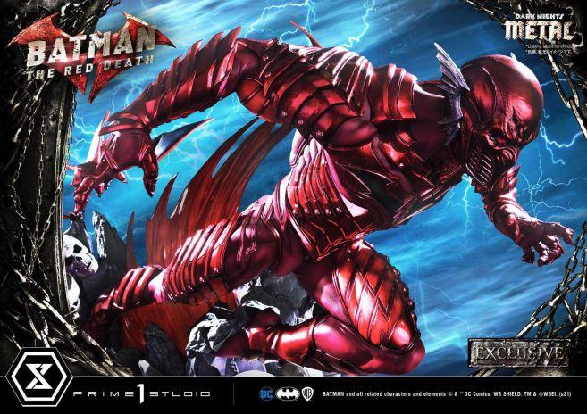 Prime 1 Studio - Dark Nights Metal - The Red Death - 15